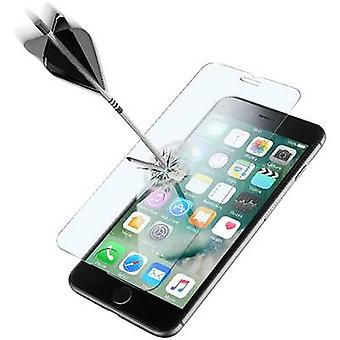 Cellularline TEMPGLASSIPH747 glasskærmbeskytter kompatibel med: Apple iPhone 7 1 pc (s)