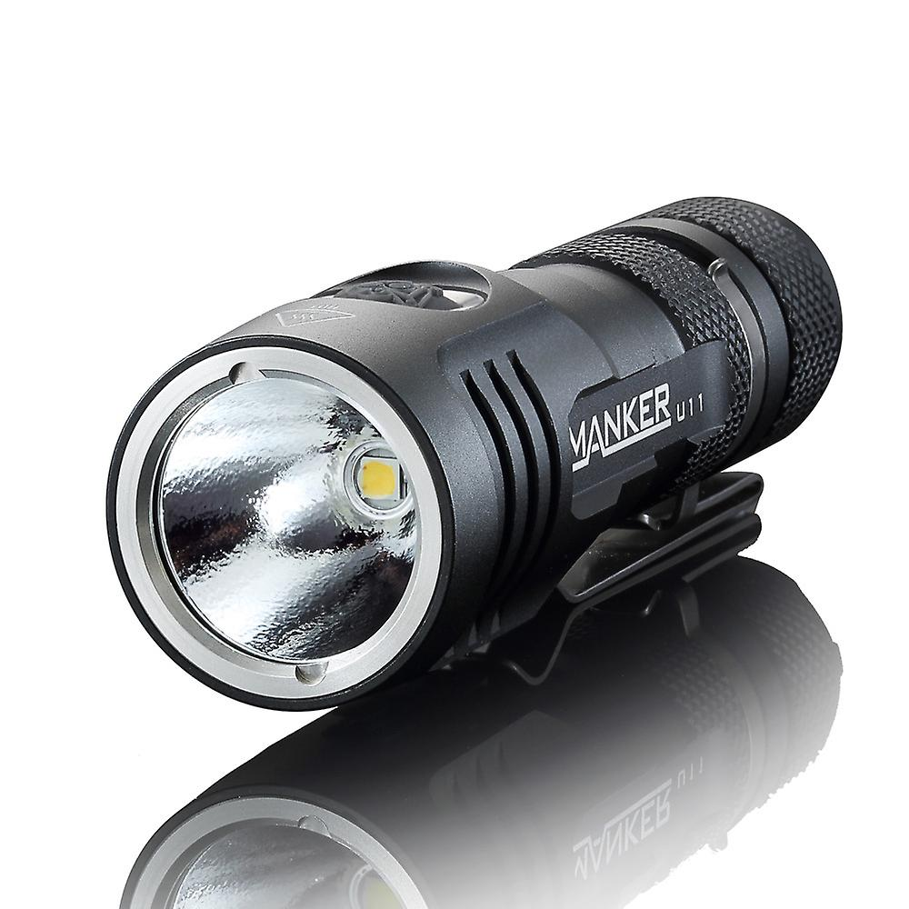 Manker U11 CW 1050 Lumen CREE XP-L LED Bundle