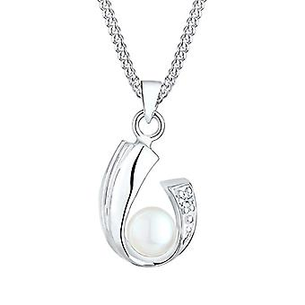 Diamore Necklace with Women's Pendant in Silver 925