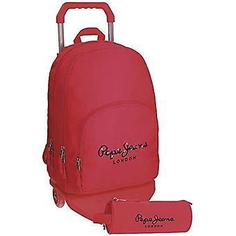 Backpacks Pepe Jeans 66824M2 Harlow School - 42 cm - 19.44 liters - Pink