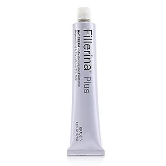 Fillerina Day Cream (moisturizing & Protective) - Grade 5 Plus - 50ml/1.7oz