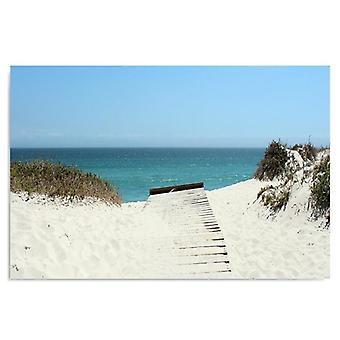 Deco Panel, Überquerung des Strandes 1