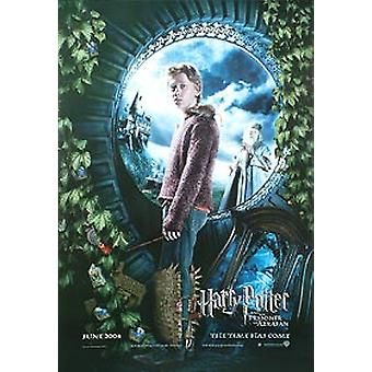 Harry Potter And The Prisoner Of Azkaban (Ron Reprint) Reprint Poster