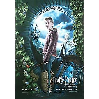 हैरी पॉटर और Azkaban के कैदी (रॉन पुनर्मुद्रण) पोस्टर पुनर्मुद्रण
