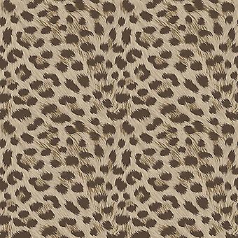Tropica Animal Prints Wallpaper Fine Decor