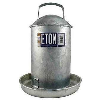 Eton Pre-Galvanised Poultry Drinker