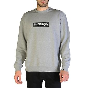 Napapijri men-apos;s box c sweatshirt différentes couleurs n0ykbu041