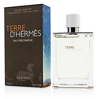 Hermes Terre D'hermes Eau Tres Fraiche Eau De Toilette Spray - 75ml/2.5oz