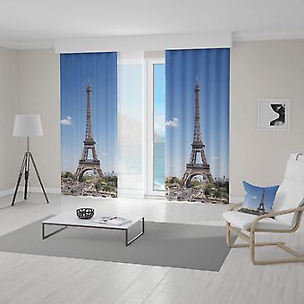 Meesoz Cortina - Torre Eiffel