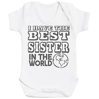 Mam najlepszą siostrę na świecie Body Body Baby