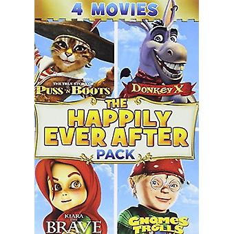 Happily Ever After Quad [DVD] USA import