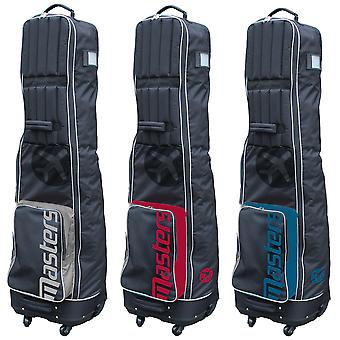 Masters Golf Deluxe 4 Wheeled Cushioned Flight Travel Cover