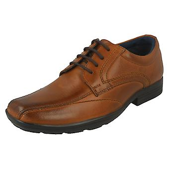 Boys Pod Lace Up Formal Shoes Angus