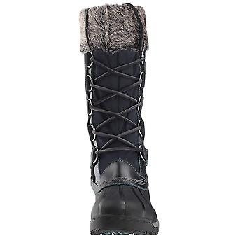 Jambu Womens Wisconsin Fur Closed Toe Mid-Calf Cold Weather Boots