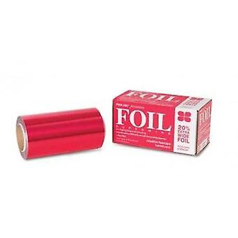 Procare extra wide foil  foil 120mm x 100m red refills