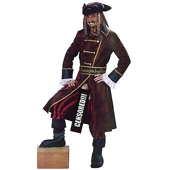 Captain John Longfellow.