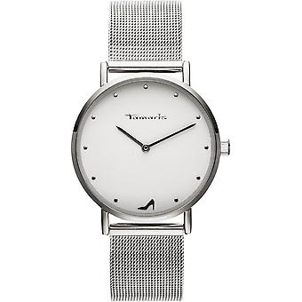 Tamaris - Wristwatch - Anda - DAU 36mm - silver - ladies - TW043 - silver white