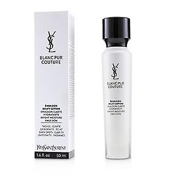 Yves Saint Laurent Blanc Pur Couture Helle Feuchtigkeit Emulsion 50ml/1,6 Unzen