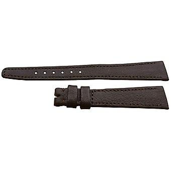 Authentic omega watch strap 15mm brown calf