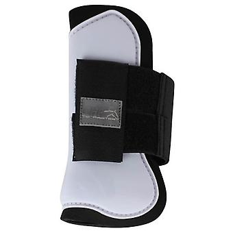 QHP Tendon Protector White (Horses , Horse riding equipment , Legs and tail , Covers)