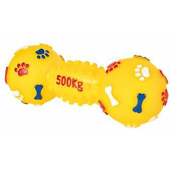 トリクシー ダンベル (犬、おもちゃ・ スポーツにラテックス)