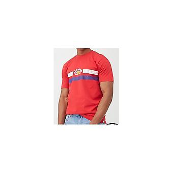 Ellesse Lori Czerwony Bawełna T-shirt