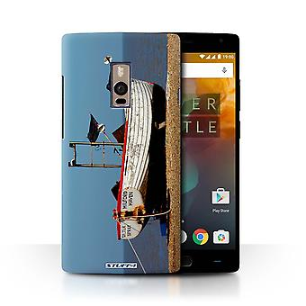 STUFF4 Case/Cover for OnePlus 2/Two/Rusty Boat/British Coast
