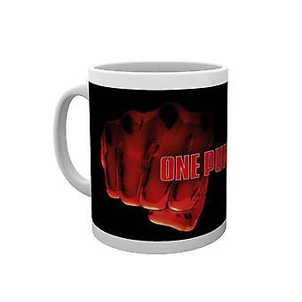 One-Punch Man, Mug - Fist