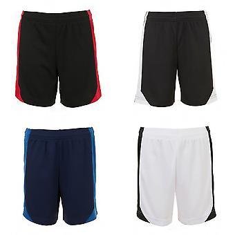 SOLS Childrens/Kids Olimpico Football Shorts