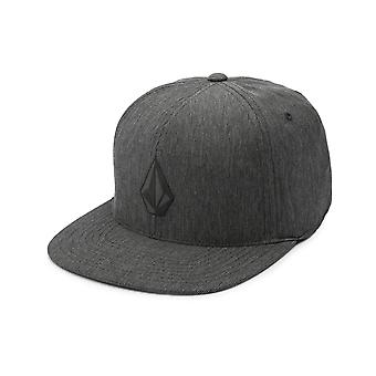 Volcom Stone Tech 110 Cap in Charcoal Heather