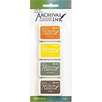 Wendy Vecchi Mini Archive Ink Pads - Set #5