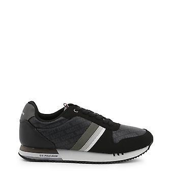 U.S. Polo Assn. Original Men All Year Sneakers - Black Color 36593