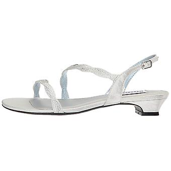 Dyeables, Inc Womens Womens Jasper Peep Toe Casual Slingback Sandals