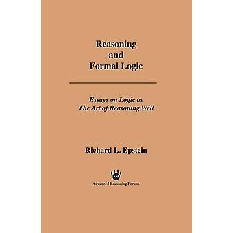 Reasoning and Formal Logic by Epstein & Richard L