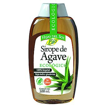 Hijas del Sol Sirope de Agave Ecologico 500 ml (Diet , Sweeteners)
