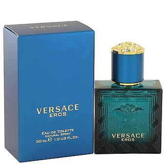 Versace eros eau de toilette spray by versace 502083 30 ml Versace eros eau de toilette spray by versace 502083 30 ml Versace