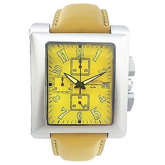 Unisex Watch Chronotech CT7357-05 (38 mm) (ø 38 mm)