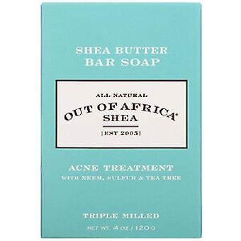 Out of Africa Pure Shea Butter Bar Soap Acne Treatment