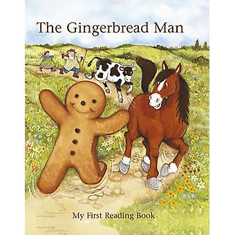 The Gingerbread Man (floor Book) - My First Reading Book by Janet Brow