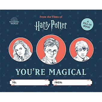Harry Potter Youre Magical by Donald Lemke