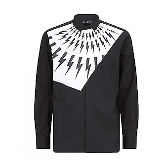 Neil Barrett Thundrbolt Shirt