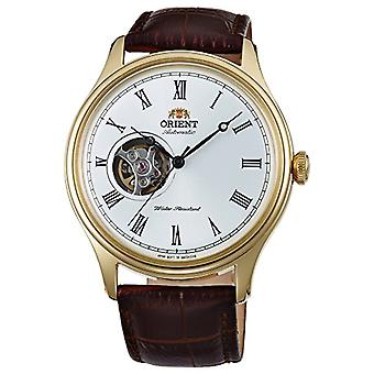 Orient Automatic Analog Man with a leather strap FAG00002W0