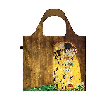 Loqi Women's Gustav Klimt The Kiss Bag