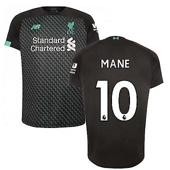 2019-2020 قميص ليفربول الثالث لكرة القدم (ماني 10)