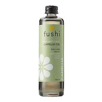 Fushi Wellbeing Organic Japanese Camellia Oil 100ml (F0010416)