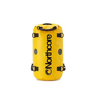 Northcore dry bag backpack - 20l yellow