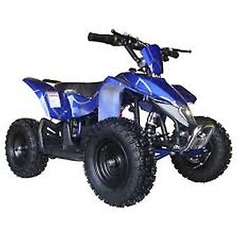 Big Toys USA MT-ATV3_Blue Mini Quad V3 Blue