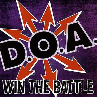 D.O.a. - Win the Battle [CD] USA import
