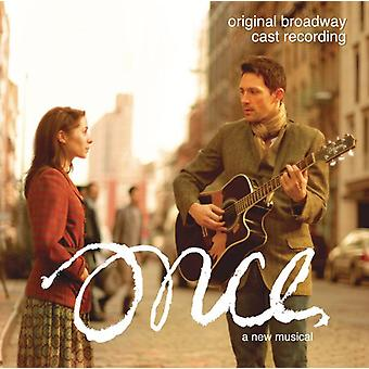 Cast Recording - Once: A New Musical [Original Broadway Cast Recording] [CD] USA import