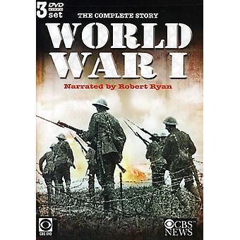 WW1: The Complete Story [DVD] USA import